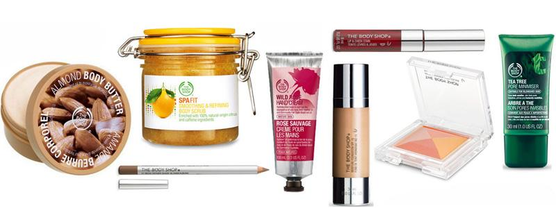 英国the body shop